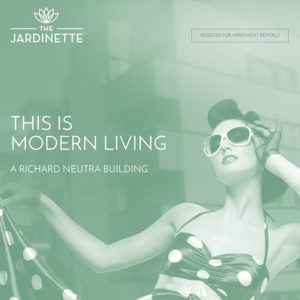 Jardinette Apartments Web Homepage