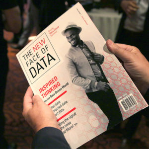 Oracle Data Cloud – The New Face of Data Magazine Cover