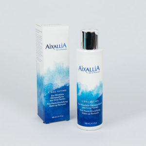 Aixallia Makeup Remover Package Design