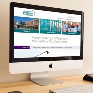 Milford Regional Hospital Website