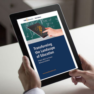 TMI Education – Transforming the Landscape of Education eBook