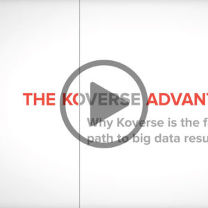 The Koverse Advantage Video Thumbnail